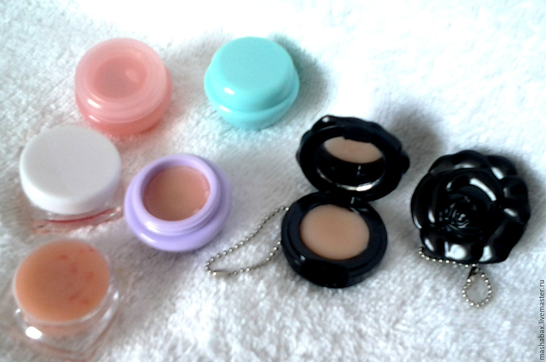 Soaps handmade. Livemaster - handmade. Buy Lip Balm Vanilla Sky.Handmade, shea butter, food flavoring