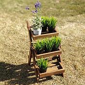 Цветы и флористика handmade. Livemaster - original item Stand for flowers. Handmade.