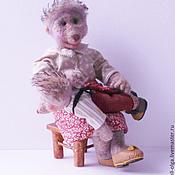 """Куклы и игрушки ручной работы. Ярмарка Мастеров - ручная работа Авторская игрушка """"Заплатка"""". Handmade."""