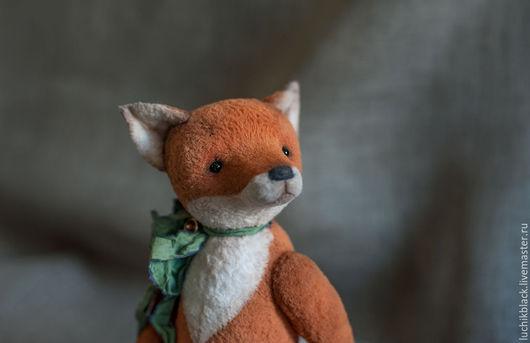 Мишки Тедди ручной работы. Ярмарка Мастеров - ручная работа. Купить Лисенок. Handmade. Рыжий, винтажный стиль