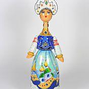 Куклы и игрушки handmade. Livemaster - original item Russian fairy tales, souvenir doll, Russian souvenir. Handmade.
