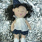 Куклы и игрушки ручной работы. Ярмарка Мастеров - ручная работа Текстильная кукла. Handmade.
