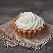 Материалы для творчества handmade. Livemaster - original item Silicone shape cream cake round. Handmade.