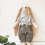 Куклы Тильда ручной работы. Ярмарка Мастеров - ручная работа Заяц Тильда. Handmade.
