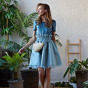 Одежда ручной работы. Ярмарка Мастеров - ручная работа Блуза из Шелка. Handmade.