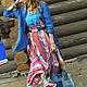 Платья ручной работы. Ярмарка Мастеров - ручная работа. Купить платье НА ЛЕТО легкое и натуральное. Handmade. Платье вечернее