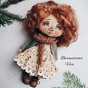 Куклы и пупсы ручной работы. Ярмарка Мастеров - ручная работа Кукла текстильная в стиле кантри. Handmade.