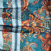Одежда ручной работы. Ярмарка Мастеров - ручная работа Небесно-голубая. Handmade.