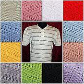 Одежда handmade. Livemaster - original item The shirt is made of high quality yarn 60% linen 20% viscose 20% cotton. Handmade.