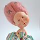 """Коллекционные куклы ручной работы. коллекционная кукла """"Жозефина"""". Маленькая страна от Natalia S.. Ярмарка Мастеров. Коллекционная кукла, карамель"""