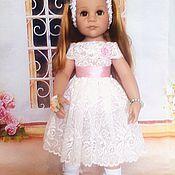 Куклы и игрушки ручной работы. Ярмарка Мастеров - ручная работа Комплект для куклы Готц 50 см. Handmade.