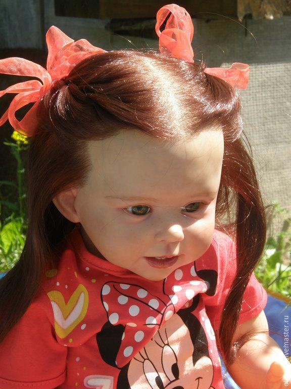 Кукла-реборн из молда Бонни, Куклы-младенцы и reborn, Монино, Фото №1