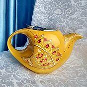 Чайники ручной работы. Ярмарка Мастеров - ручная работа Чайник заварочный. Handmade.