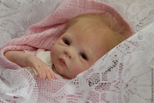Куклы-младенцы и reborn ручной работы. Ярмарка Мастеров - ручная работа. Купить Кукла - реборн МАШЕНЬКА. Handmade. Куклы и игрушки
