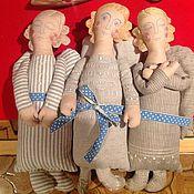 Куклы и игрушки ручной работы. Ярмарка Мастеров - ручная работа Ангелы. Handmade.