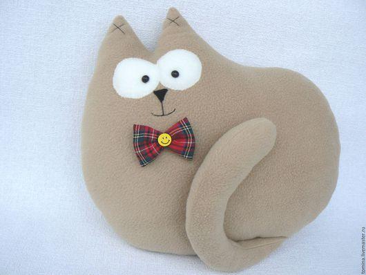 Кот. Коты. Коты и кошки. Котик. Прикольный кот. Кот в подарок. Оригинальный подарок. Мягкая игрушка кот.