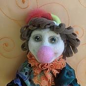 Куклы и игрушки ручной работы. Ярмарка Мастеров - ручная работа Жорж. Клоун. Handmade.