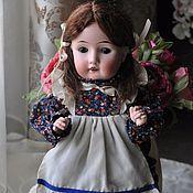 Винтаж handmade. Livemaster - original item Antique doll F&W GOEBEL. Handmade.