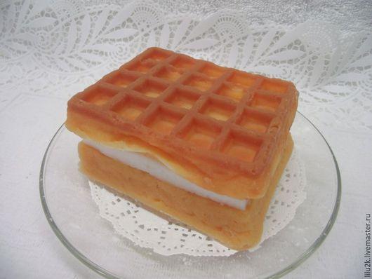 Мыло венская вафля