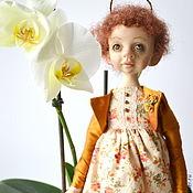 """Куклы и игрушки ручной работы. Ярмарка Мастеров - ручная работа Букашка """"Витаминка"""". Handmade."""