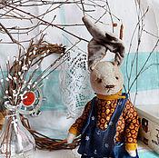 Куклы и игрушки ручной работы. Ярмарка Мастеров - ручная работа Заяц Тим. Handmade.