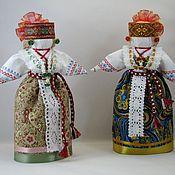 """Куклы и игрушки ручной работы. Ярмарка Мастеров - ручная работа Кукла - оберег """"Успешница"""" (по мотивам народной). Handmade."""