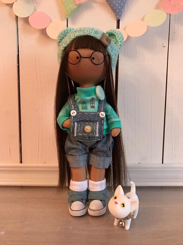 Интерьерные куклы Тильда своими руками: Тин и Тинка