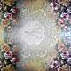 Декупаж и роспись ручной работы. Ярмарка Мастеров - ручная работа. Купить ост 2 шт Карта а4 Акварельные розы Бордюр. Handmade.