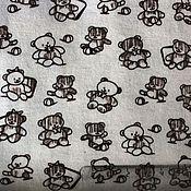 Материалы для творчества ручной работы. Ярмарка Мастеров - ручная работа Трикотаж c рисунком на выбор 50х40. Handmade.