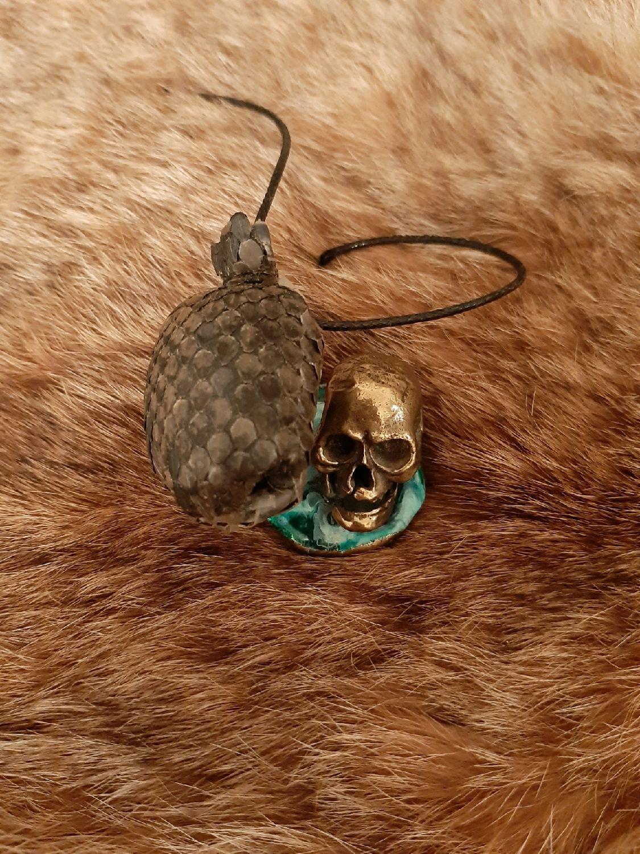 Artifact ' Snake Soul', Amulet, Moscow,  Фото №1