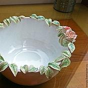 Посуда handmade. Livemaster - original item Bowl Sundae. Handmade.