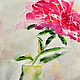 акварель, акварель в подарок, картина акварелью, акварельная живопись, цветы акварель,