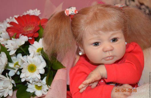 Куклы-младенцы и reborn ручной работы. Ярмарка Мастеров - ручная работа. Купить Куколка реборн Милли. Handmade. Комбинированный