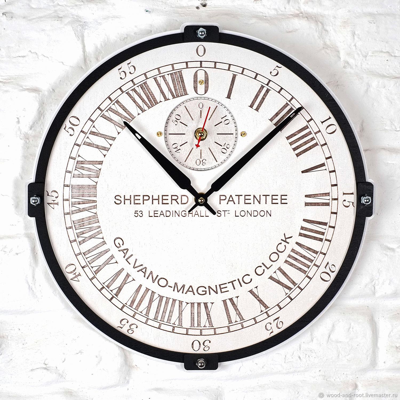 Часы настенные Гринвич 24 часовой ход, Часы классические, Москва,  Фото №1