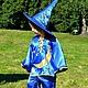 Карнавальные костюмы ручной работы. Заказать Звездочёт. Детский карнавальный костюм синего цвета... Анна Калимбетова. Ярмарка Мастеров.