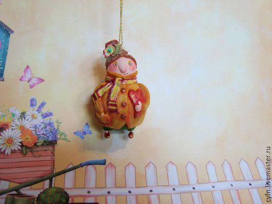 Сказочные персонажи ручной работы. Ярмарка Мастеров - ручная работа. Купить Жених. Handmade. Зеленый, весенний подарок, Ладолл