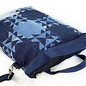 Сумки и аксессуары handmade. Livemaster - original item Crossbody Bag Casual Shoulder Bag Unisex. Handmade.