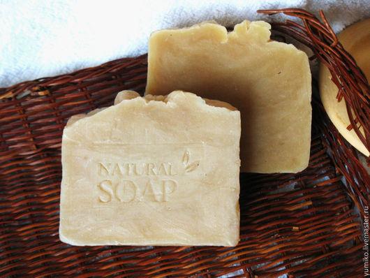 """Мыло ручной работы. Ярмарка Мастеров - ручная работа. Купить Натуральное мыло """"Чистотел"""" с эфирным маслом чайного дерева.. Handmade."""