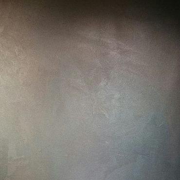 Diseño y publicidad manualidades. Livemaster - hecho a mano Loft de decoración de las paredes de estuco en color gris-azulado-rozovatyh tonos. Handmade.