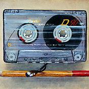 Картины и панно handmade. Livemaster - original item Rewind (rewind). Handmade.