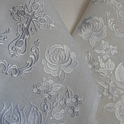 Свадебный салон ручной работы. Ярмарка Мастеров - ручная работа Венчальный рушник и 4 платочка. Handmade.