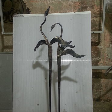 Для дома и интерьера ручной работы. Ярмарка Мастеров - ручная работа Скульптуры: Гармония. Handmade.