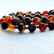 Фен-шуй и эзотерика handmade. Livemaster - original item Infinity rosary made of agate 30 stones. Handmade.