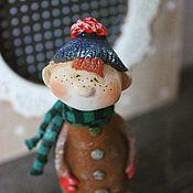 """Куклы и игрушки ручной работы. Ярмарка Мастеров - ручная работа Кукла-кулема """"Мандаринка"""". Handmade."""