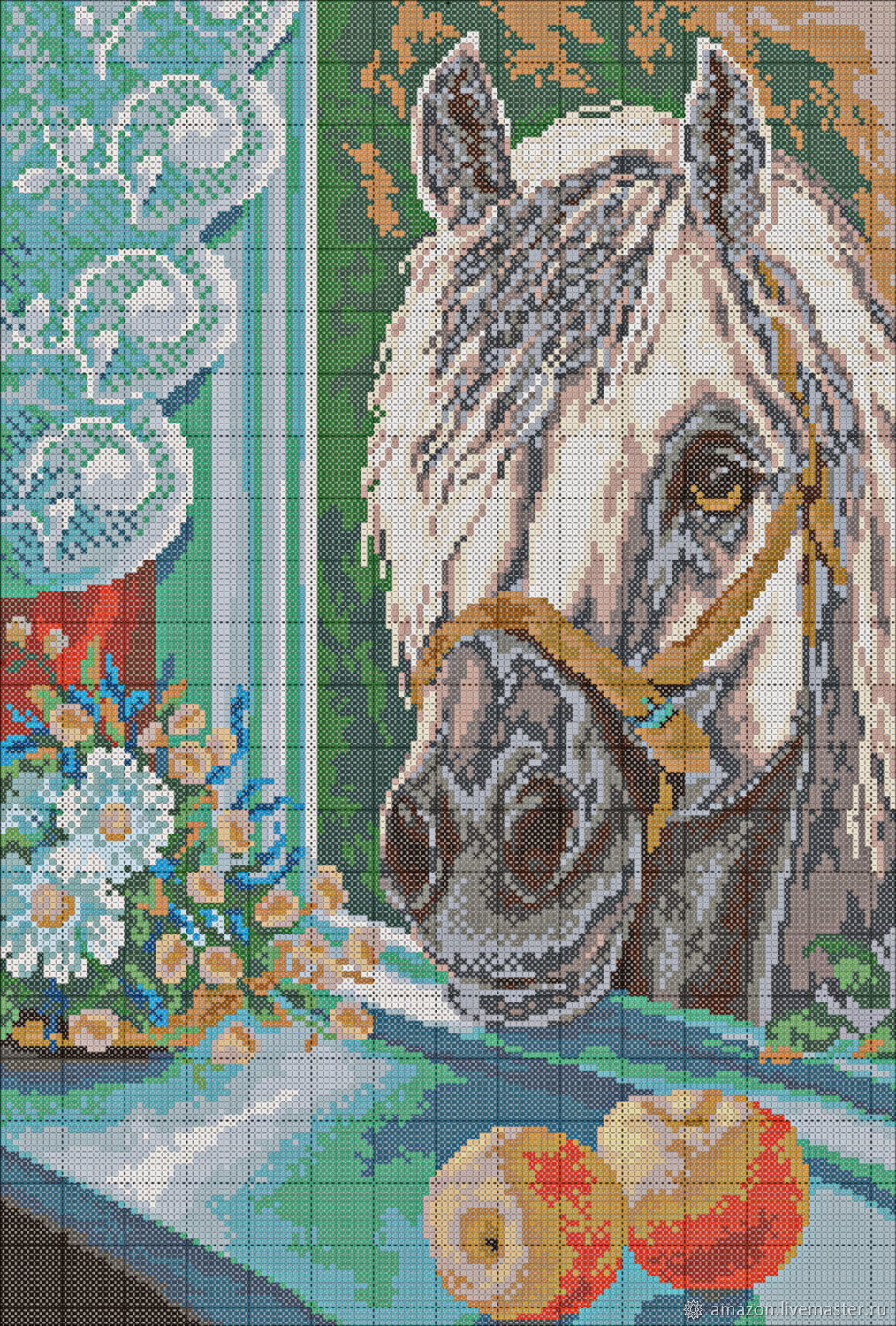 Kit embroidery with beads 'UNEXPECTED GUEST', Creator\'s Kit, Ufa,  Фото №1