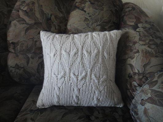"""Текстиль, ковры ручной работы. Ярмарка Мастеров - ручная работа. Купить Диванные подушки """"Прижмись ко мне"""". Handmade."""