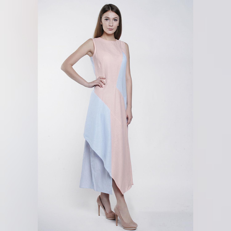 0f9cab428b9 Dresses handmade. Livemaster - handmade. Buy Dress-sundress linen cotton.