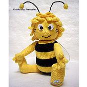 Куклы и игрушки ручной работы. Ярмарка Мастеров - ручная работа Пчёлка Майя. Handmade.