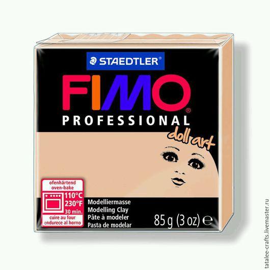 Куклы и игрушки ручной работы. Ярмарка Мастеров - ручная работа. Купить 8027-45 Песок непрозрачный - Fimo Professional Doll Art. Handmade.