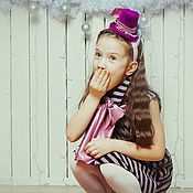 Работы для детей, ручной работы. Ярмарка Мастеров - ручная работа платье для девочки Ох, уж эти сказки.... Handmade.